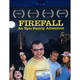 Firefall [BLU-RAY] USA importerer