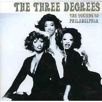 Tre grader - lyde af Philadelphia [CD] USA importerer