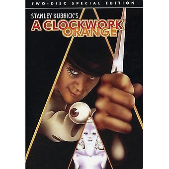 Clockwork Orange [DVD] USA import