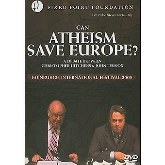 Can Atheism Save Europe? [DVD] USA import