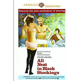 All Neat in Black Stockings [DVD] USA import