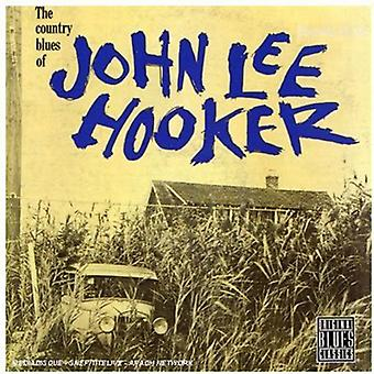 John Lee Hooker - Country Blues of [CD] USA import