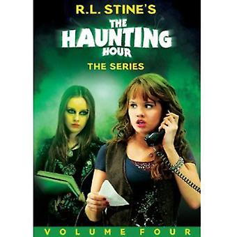 R.L. Stine's: Haunting Hour: Vol. 4 [DVD] USA import