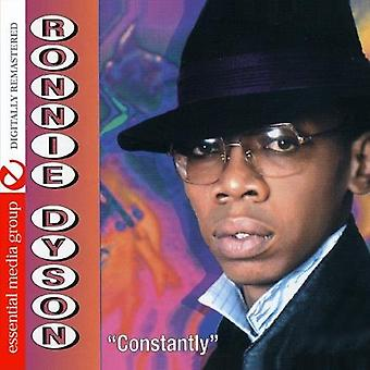 Ronnie Dyson - Constantly [CD] USA import
