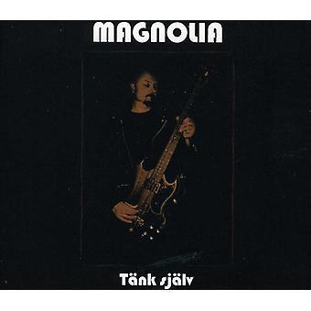 Magnolia - Tank Sjalv [CD] USA importerer