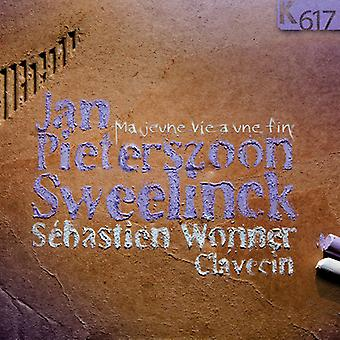 Sebastien Wonner - Jan Pieterszoon Sweelinck: Ma Jeune Vie [CD] USA import