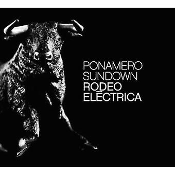 Ponamero solnedgang - Rodeo Eltctrica [CD] USA import