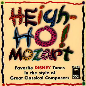 Heigh-Ho! Mozart - Heigh-Ho! Mozart [CD] USA import