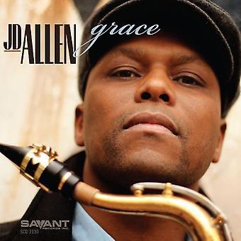 Jd Allen - Grace [CD] USA import