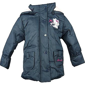Flickor Charmmy Kitty vinter Hooded Puffer / jacka