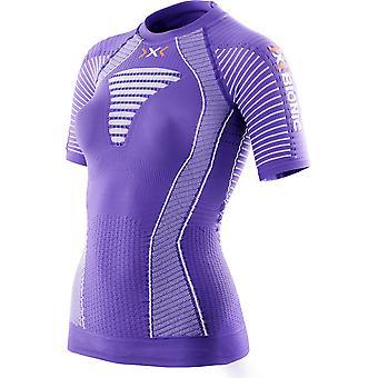 X-BIONIC Damen Laufshirt Effektor Running Powershirt Lila - O020608-V052