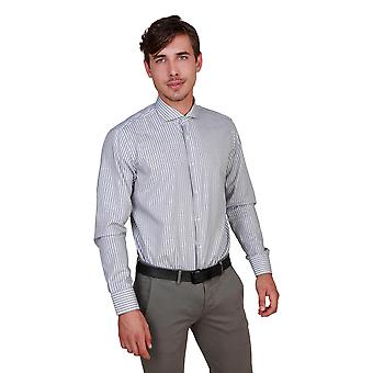 Trussardi Shirts Grey Men