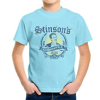 Stinsons Legendary Ale How I Met Your Mother Kid's T-Shirt
