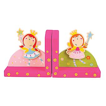 Bigjigs Toys Bookends (Fairy)