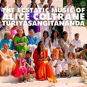 Alice Coltrane - verden åndelighed klassikere 1: Ekstatisk musik [CD] USA import