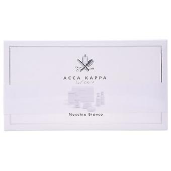 Acca Kappa hvid mos Pack 4 Pieces (parfume, Packs)