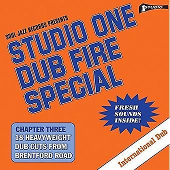 Soul Jazz Records præsenterer - Studio en Dub brand særlige [CD] USA import