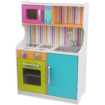 KidKraft Bright Toddler Play Kitchen (Toys , Home And Professions , House , Playkitchen)