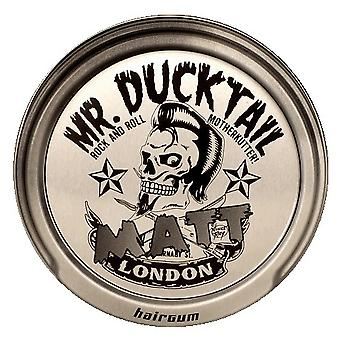 Hairgum Hair wax Ducktail Mr Matt 40 Gr (Capilar , Produtos estilísticos)