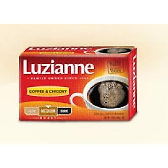 Luzianne Red Label Coffee & Chicory Medium Roast Coffee