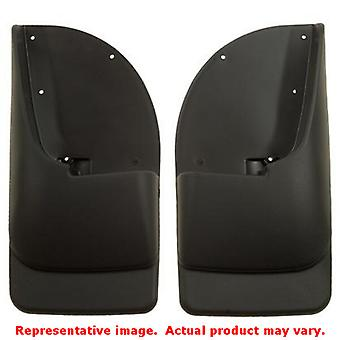 Black Husky Liners # 57401 Custom Molded Mud Guards   FITS:FORD 1999 - 2010 F-2