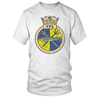 Royal Navy Fishery Protection Mens T Shirt