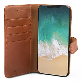 Champion Wallet Case Brown iPhone 8