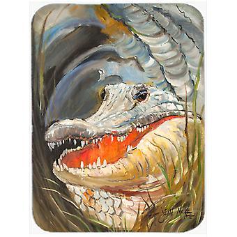 Carolines tesori JMK1138MP alligatore del Mouse Pad, Pad caldo o sottopentola