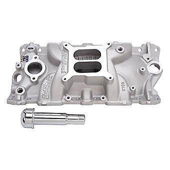 Edelbrock 2703 Performer EPS Intake Manifold with Oil Fill Tube and Breather