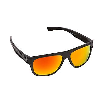 Best SEEK Polarized Replacement Lenses for Oakley BREADBOX Black Red Mirror