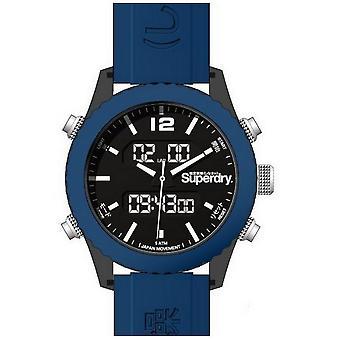 Superdry Unisex Watch Tokyo Anadigi SYG206U