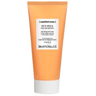 Comfort Zone Sun Soul Face & Body Cream Spf 50+ (Cosmetics , Body  , Sun protection)