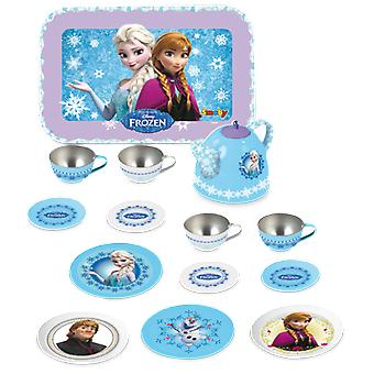 Smoby Coffee Metal Set Frozen (Babies and Children , Toys , Home And Professions)