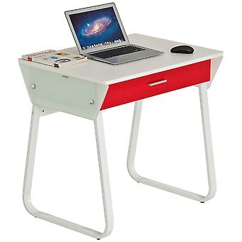 Tope Kids Bureau wit Woodgrain PC41s