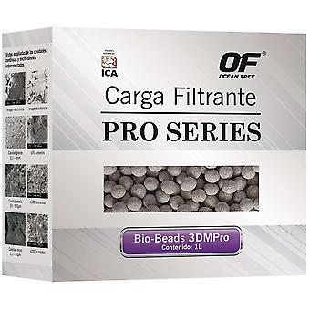 Ocean Free Of Pro Filter Medium 3Dm Beads 1L