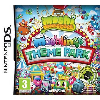 Moshi Monsters Moshlings Theme Park (Nintendo DS) - Factory Sealed