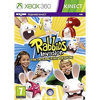 Rabbids invasie de interactieve TV-Show (Xbox 360)
