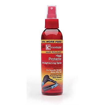 Fantasia poleringsmaskin varme Protector rette Spray 6oz