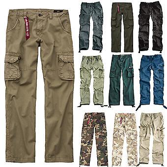 Pantalones de industrias Alpha Jet Pant