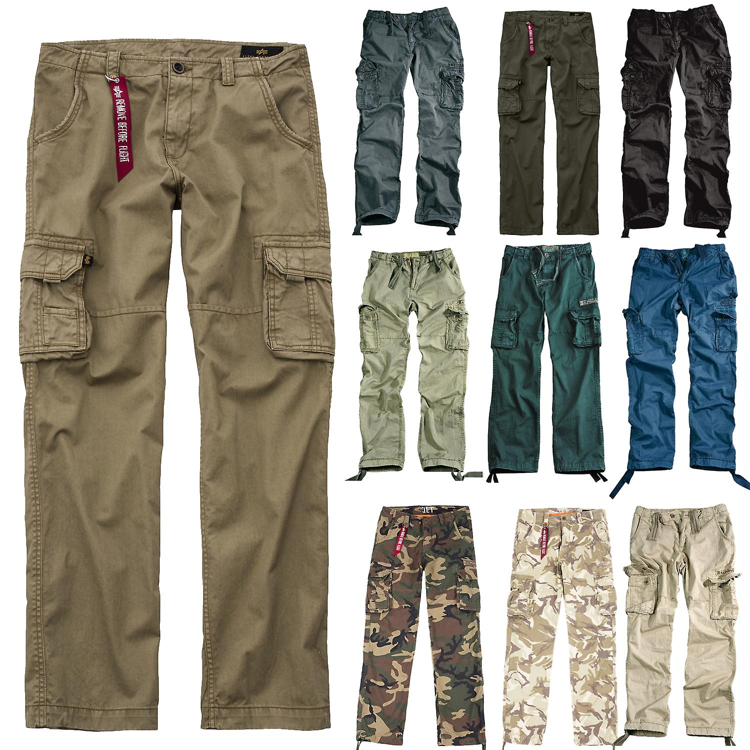 Pantalon Alpha industries Jet Pant