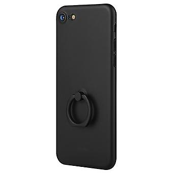 Matte black shell with grip-ring to iPhone 7!