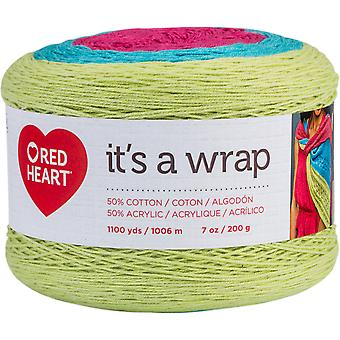 Red Heart It's A Wrap Yarn-Comedy