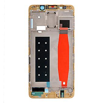 Huawei Mate 9 Pro Front Housing LCD Frame Bezel Plate - Gold