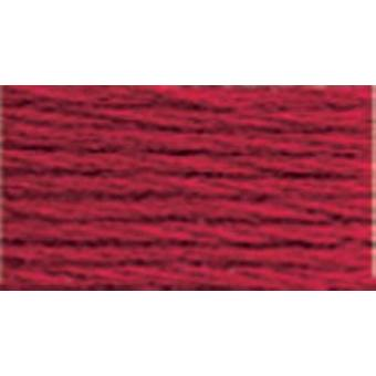 DMC 6-Strand Embroidery Cotton 100g Cone-Christmas Red Dark