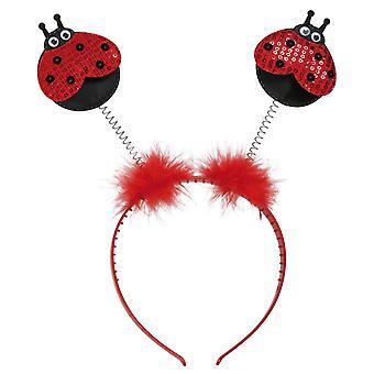 Headband Ladybug insect red sweet Ladybug accessory
