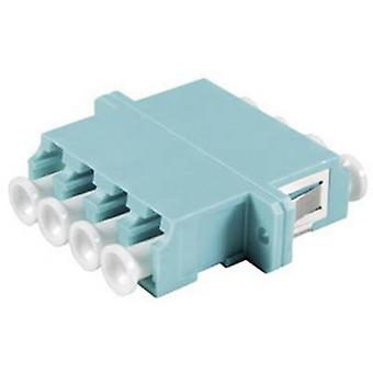FO connector EFB Elektronik 53353.3 Blue