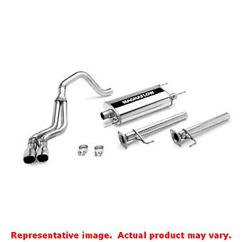 MagnaFlow Exhaust - Stainless Series 15781 3.0x3.50in Fits:TOYOTA 2003 - 2008 4