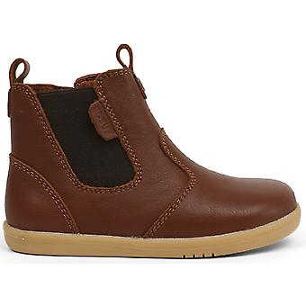 Bobux I-walk Boys Jodhpur Boots Toffee Brown