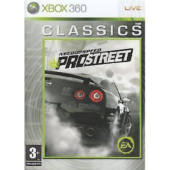 الحاجة إلى السرعة بروستريت Xbox 360 لعبة