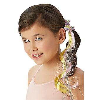 MLP Fluttershy hair rubber with hair for kids My little pony